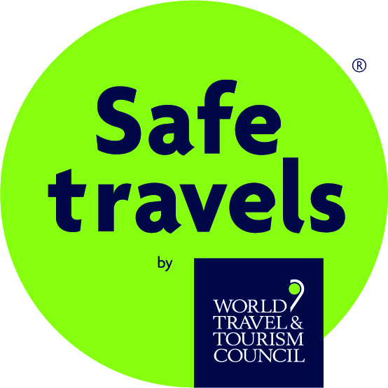 Peartree - Safe WTTC-SafeTravels-Stamp